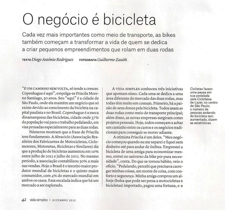 Vida Simples - Edição Verde 12/2012