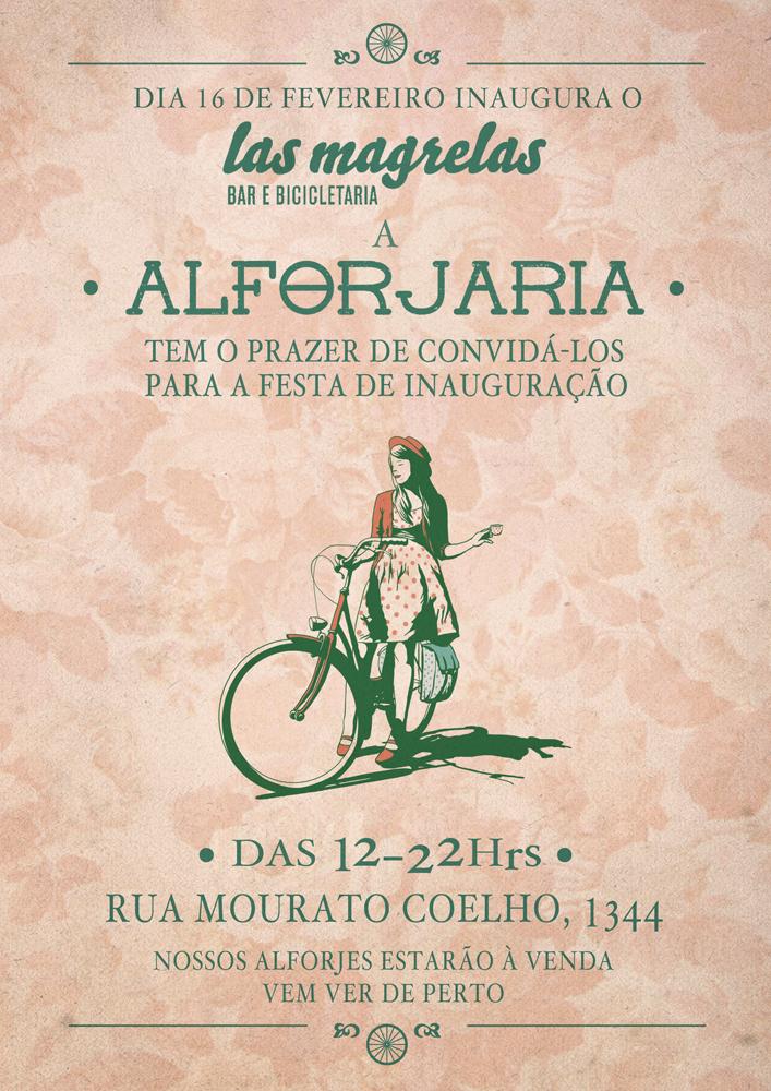 Alforjaria no Las Magrelas